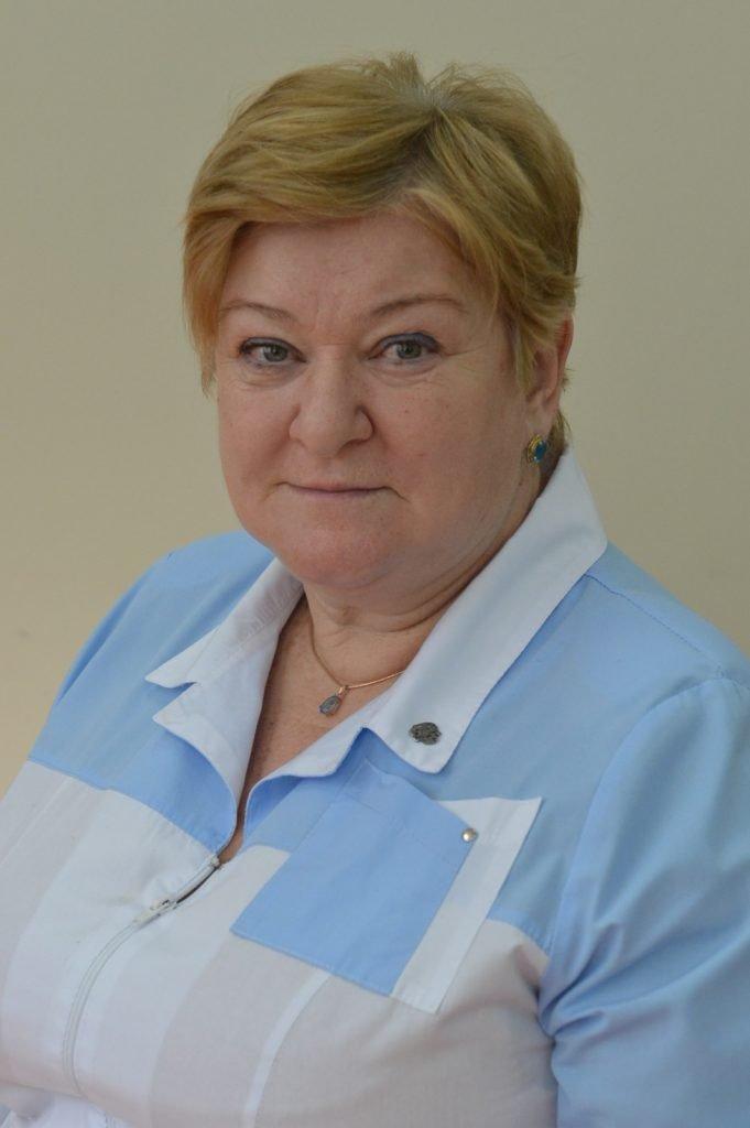 Петрова Марина Владимировна