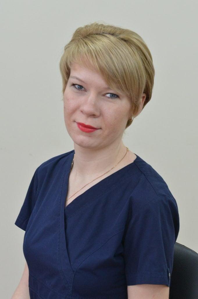 Рыкова Анастасия Михайловна