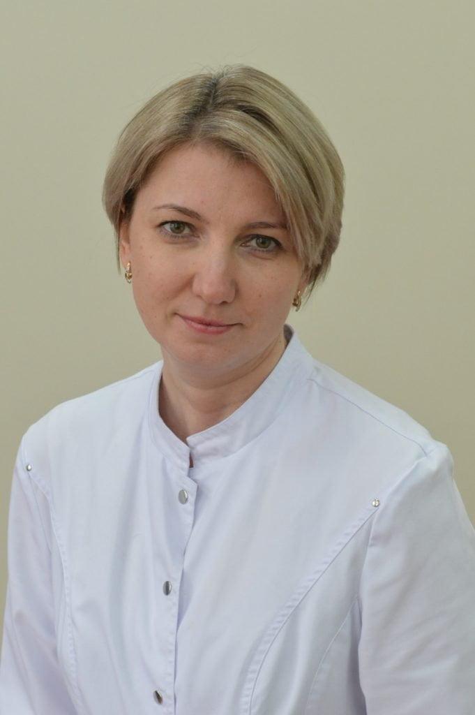 Серова Наталья Васильевна