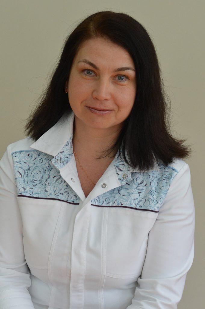 Полковникова Елена Владимировна