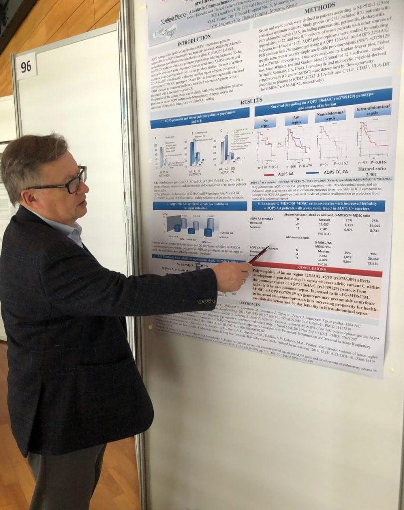 9-й Международный Конгресс «Сепсис и Полиорганная недостаточность» (Веймар, Германия, 11-13 сентября 2019)