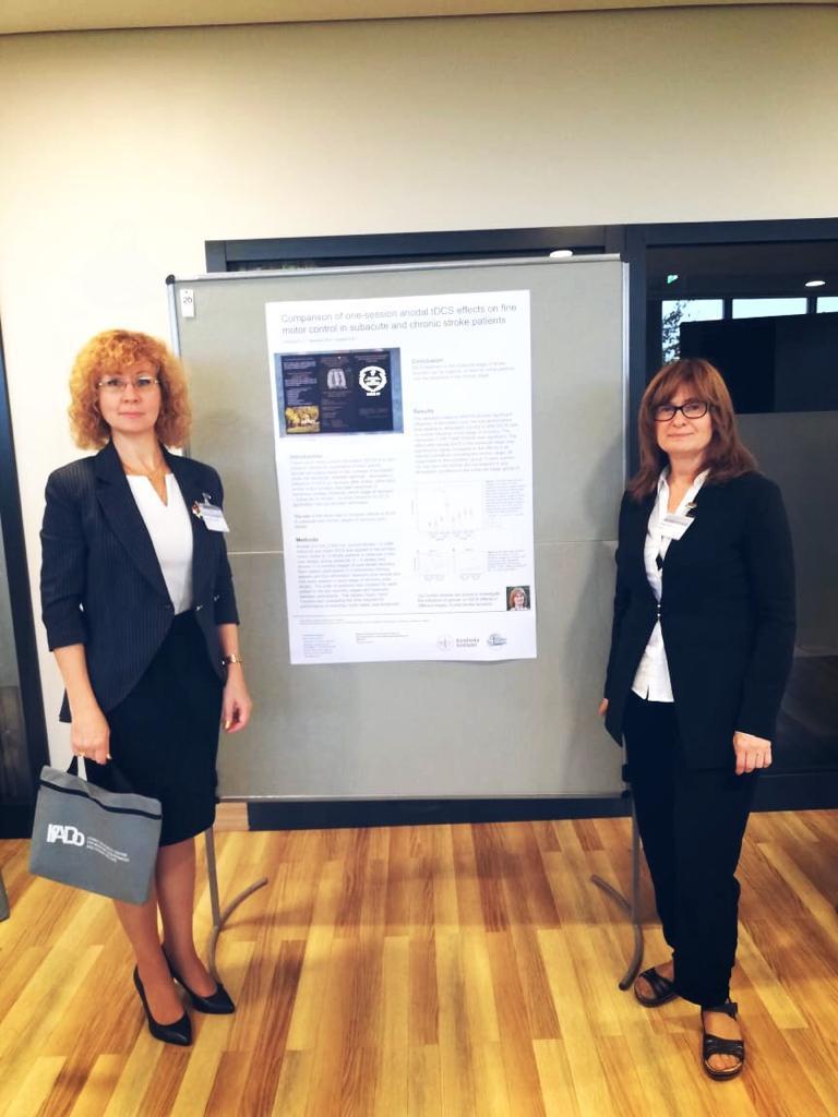 Сотрудники ФНКЦ РР приняли участие в 13-th CME International Conference on Complex Medical Engineering, проходящей 23-25 сентября в г. Дортмунд, Германия.