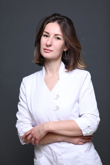 Бондарь Екатерина Леонидовна