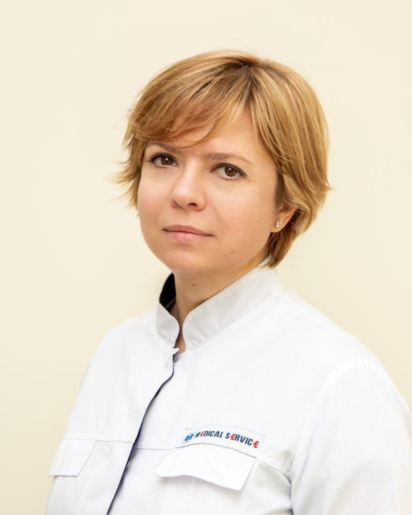 Манжа Елена Анатольевна