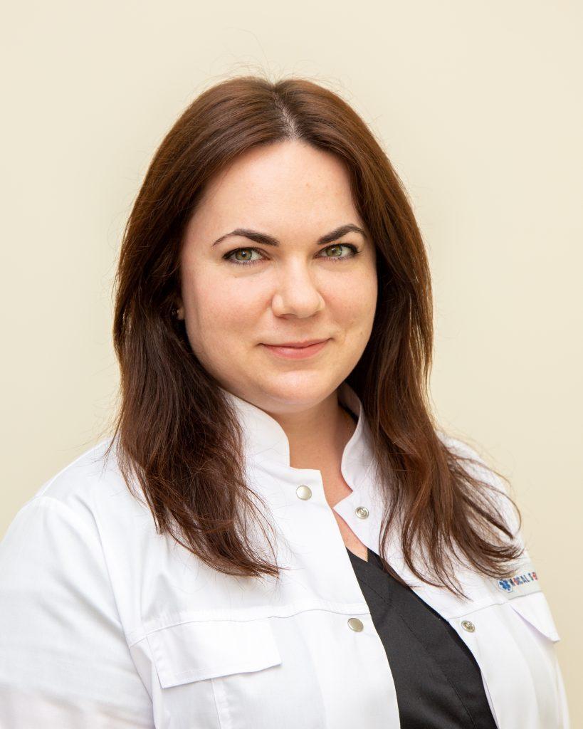 Вишнякова Ирина Александровна